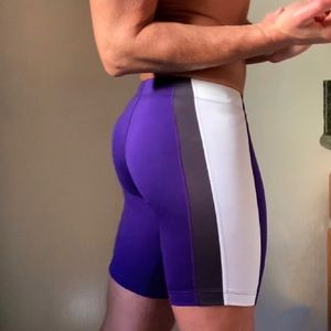 ASICS Tri-Color Compression Short
